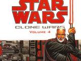 Star Wars: Clone Wars Volume 4: Light and Dark