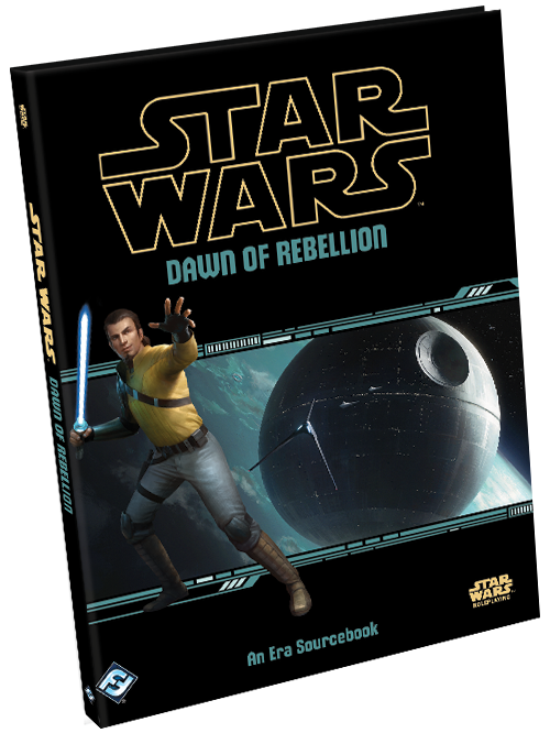 Image result for dawn of the rebellion star wars roleplaying