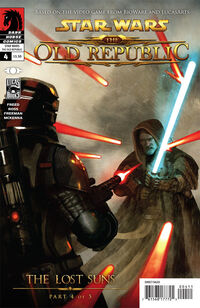 The Old Republic 10 - The Lost Suns 4