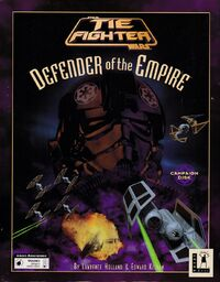 Defender of the Empire cover