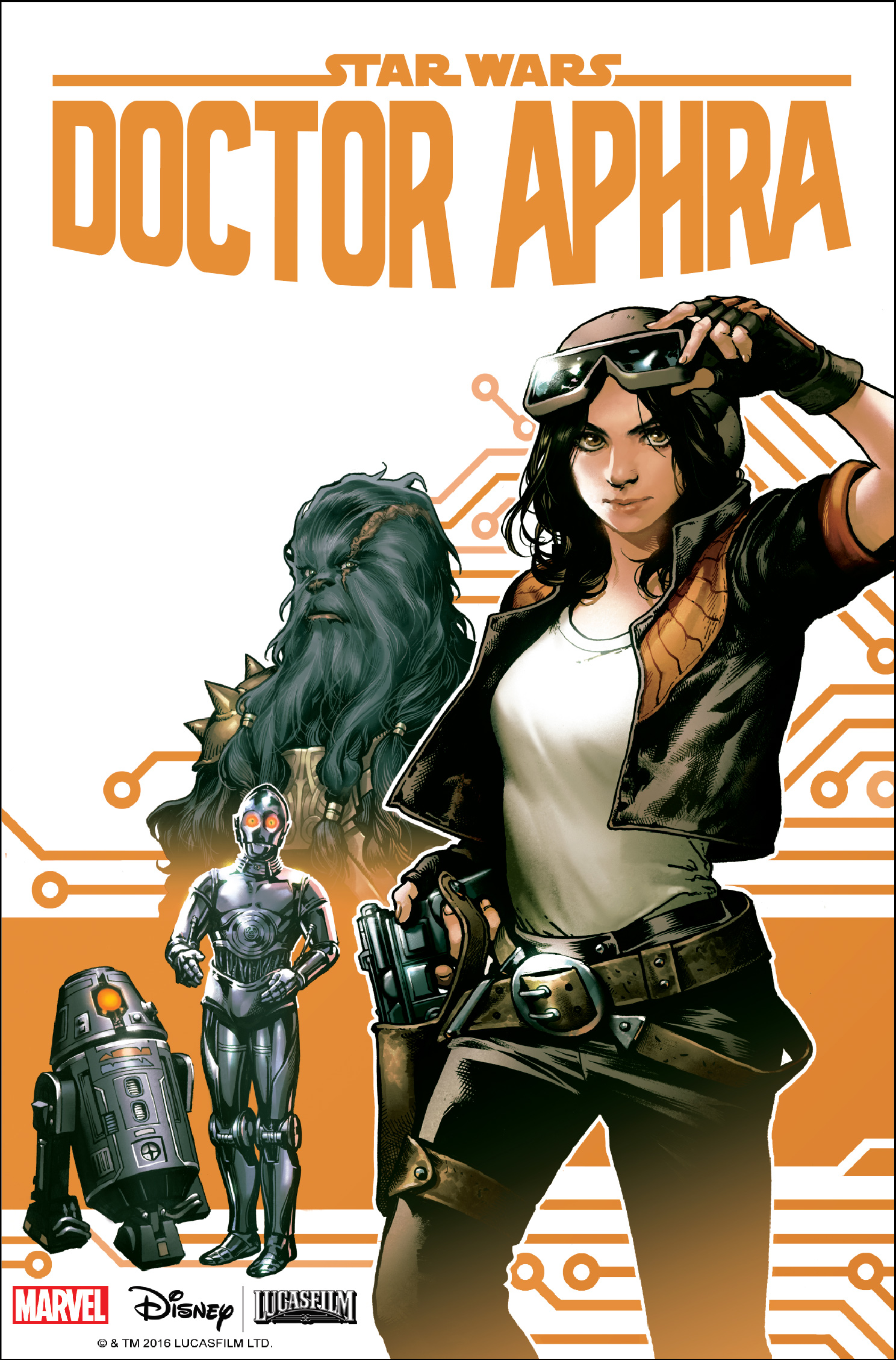Marvel Comics Star Wars DOCTOR APHRA #31 first printing