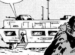 Imperial shuttlecraft