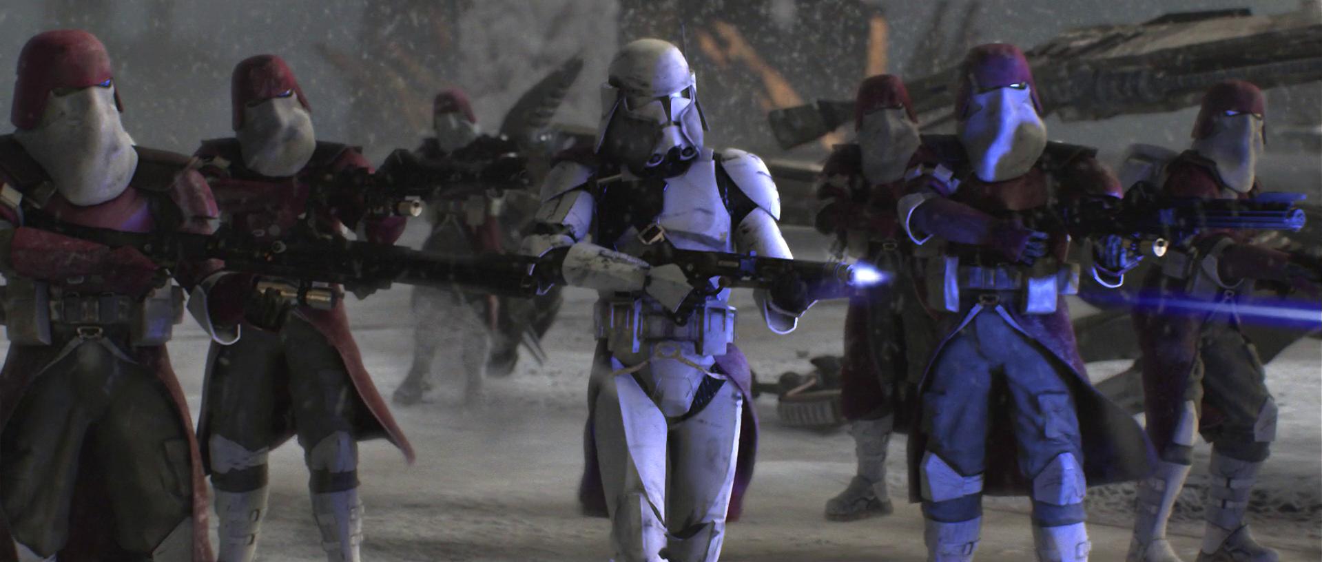 Lego Star Wars Galatic Marine ARC Commander Zero Clone Wars