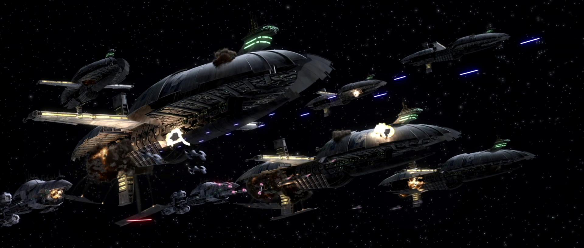Képtalálatok a következőre: star wars separatist fleet