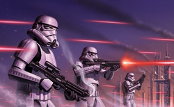 Stormtrooper alt card art IACS