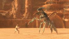 Acklay Obi-Wan