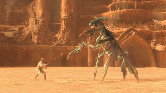 File:Acklay Obi-Wan.jpg