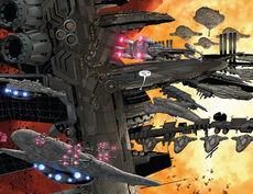 Fleet at Mako-Ta