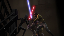 Kanan vs Seventh Sister Hammertown