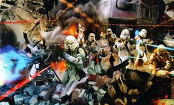 Clone paratroopers EGTW