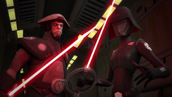 Fifth Brother and Seventh Sister