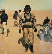 Mercenary pilot set photo