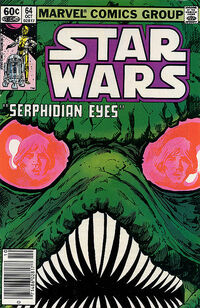Star Wars 64 - Serphidian Eyes