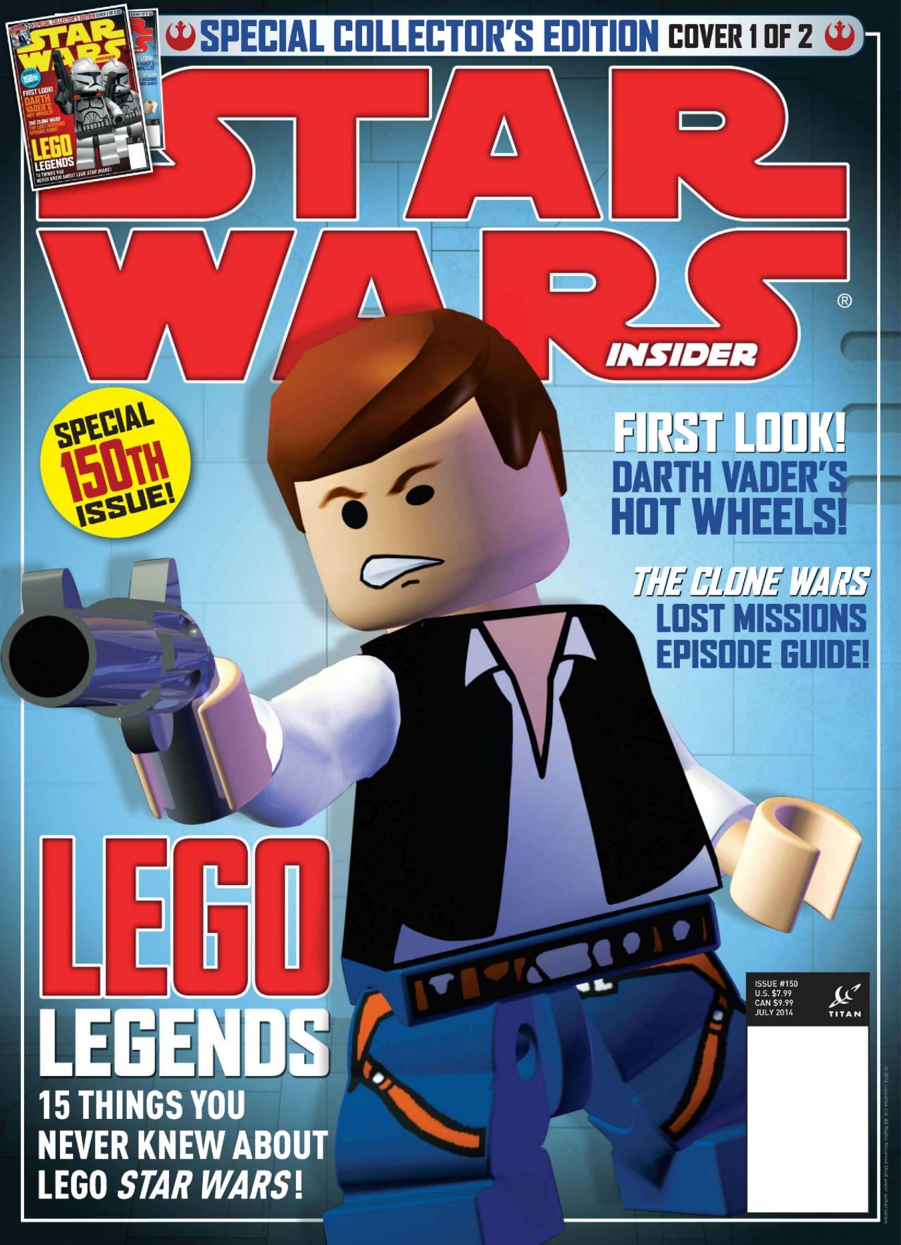 Star Wars Insider 150 Wookieepedia Fandom Powered By Wikia