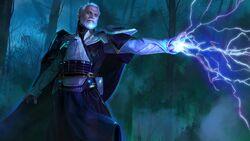 Valkorion Force lightning