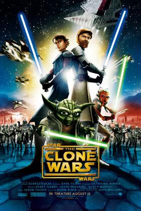 Wojny klonów (Film animowany)