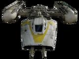 BTL Y-wing starfighter/Legends