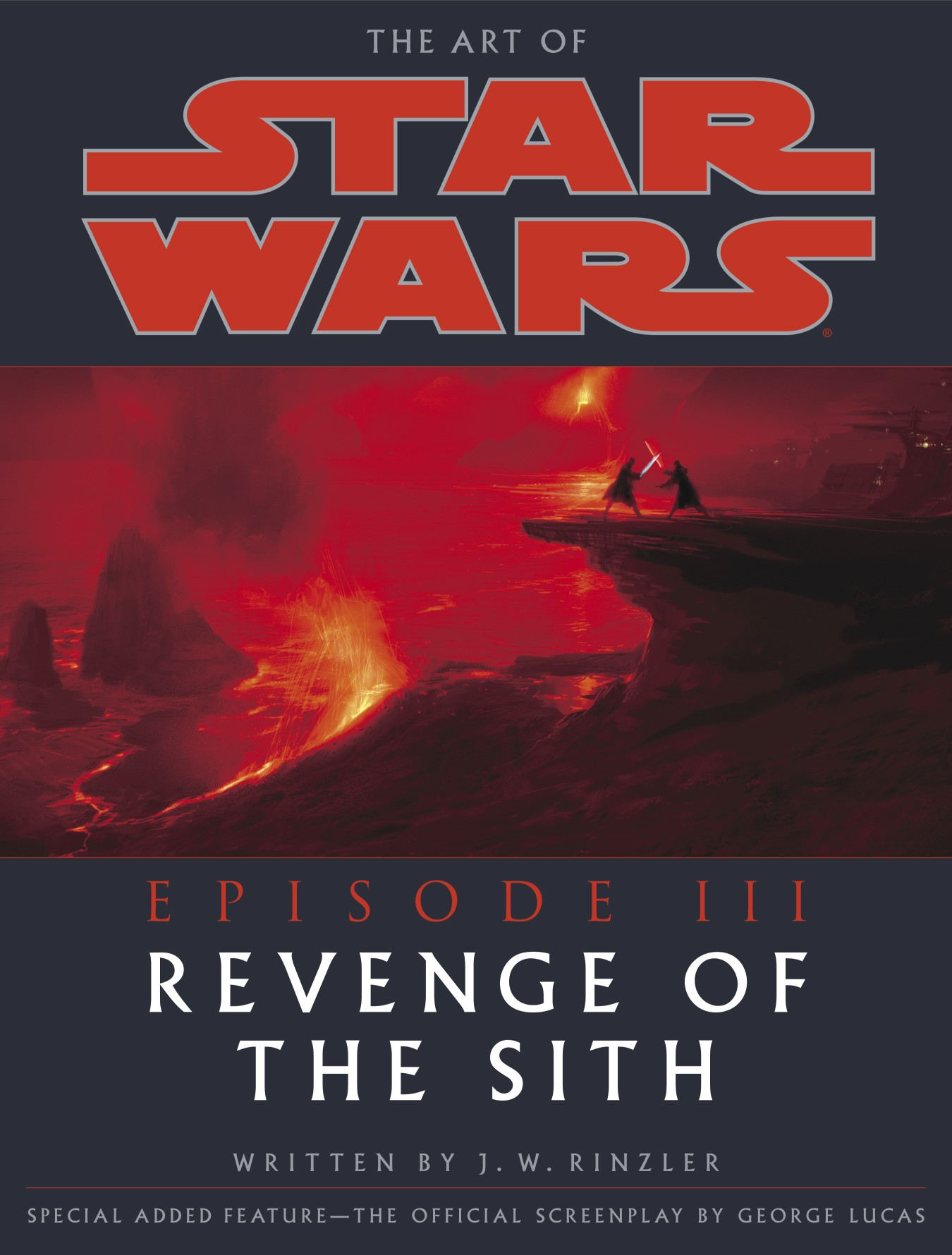 The Art Of Star Wars Episode Iii Revenge Of The Sith Wookieepedia Fandom