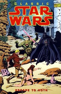 Classic Star Wars Volume 3 - Escape to Hoth
