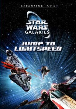 Star Wars Galaxies - Jump to Lightspeed