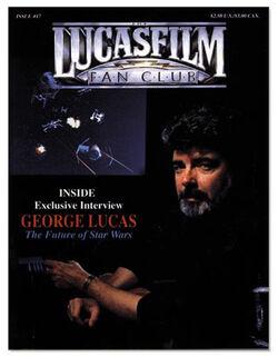 The Lucasfilm Fan Club Magazine 17 (p)