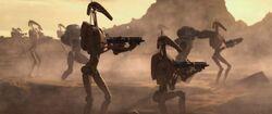 B1 Battle Droids Geonosis2
