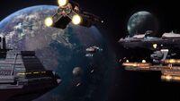 Separatist War Space