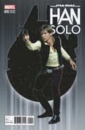 Star Wars Han Solo 5 Movie