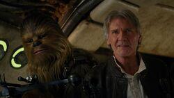 Chewbacca Han home