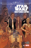 Star Wars Shattered Empire 1 cover