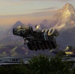 Tantive IV Alderaan