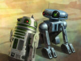 Utility droid