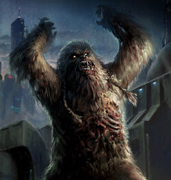Zombie Wookiee