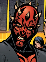 Darth Maul on Ord Mantell