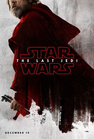 File:Mark Hammil Luke Skywalker The Last Jedi Teaser Poster.jpg