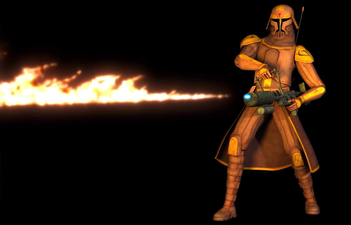 Clone flame trooper | Wookieepedia | Fandom