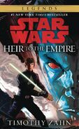 Heir to the Empire Legends Paperback