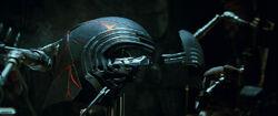 Ren rebuilt helmet