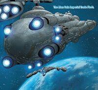 SW 44 Mon Cala Imperial Trade Fleet