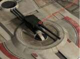 1D servo turret/Canon