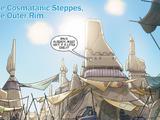 Cosmatanic Steppes