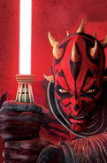 Darth Maul 1 Animation textless