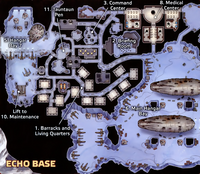 Echo Base Layout AoRSR