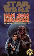 Han Solo at Stars' End Hungarian Cover