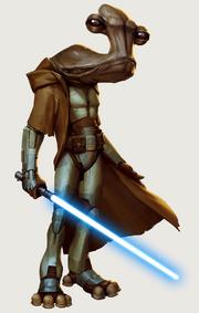 Ithorian Jedi FDSS