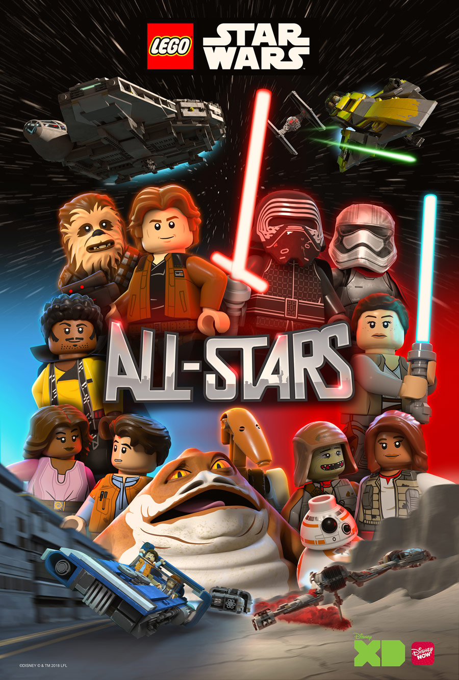 Lego star wars all stars wookieepedia fandom powered for Star wars kuchenutensilien