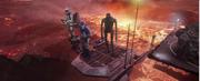 Rebels infiltrate Mustafar