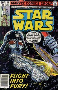 Star Wars 23 - Flight Into Fury