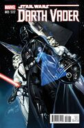 Star Wars Darth Vader Vol 1 1 J Scott Campbell Variant
