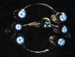 45 Hyperdrive Ring